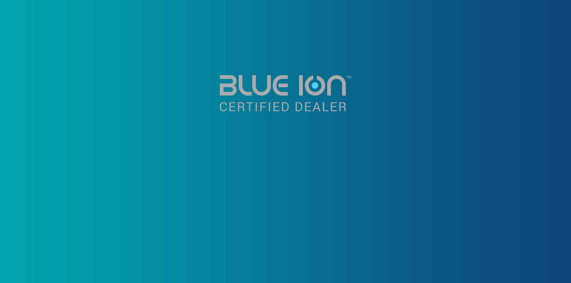 Blue Ion Batteries