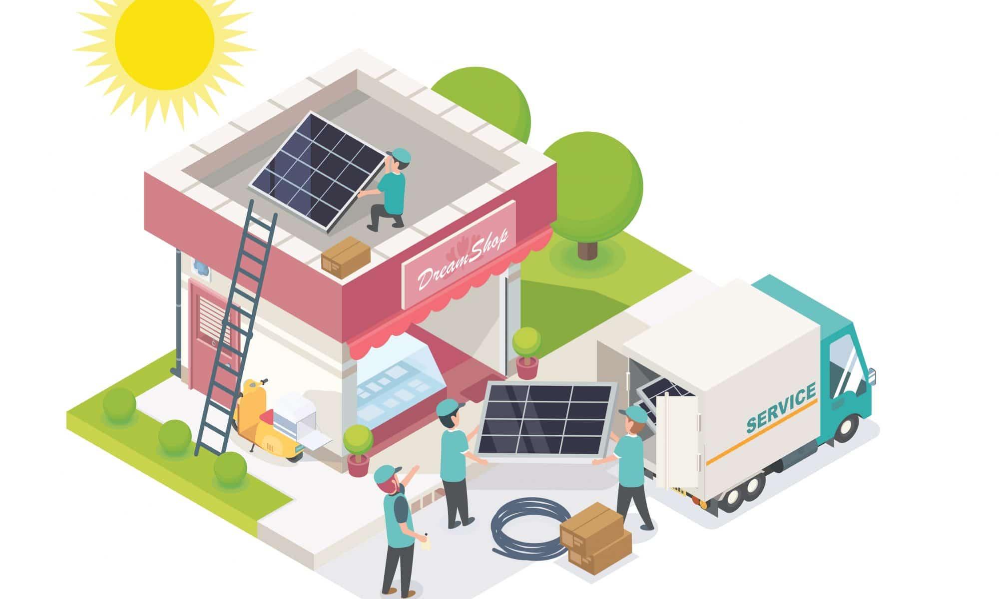 Solar companies Morris County NJ
