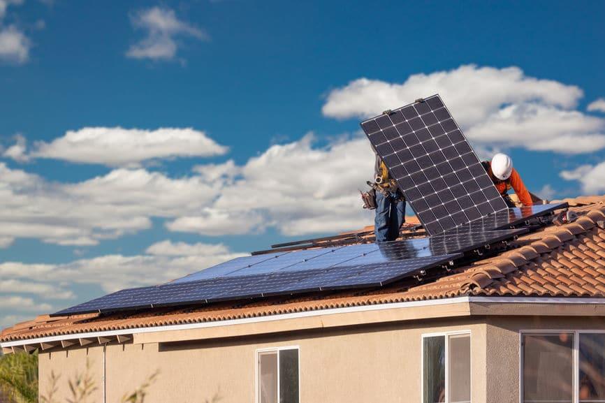 Home solar Morris County NJ