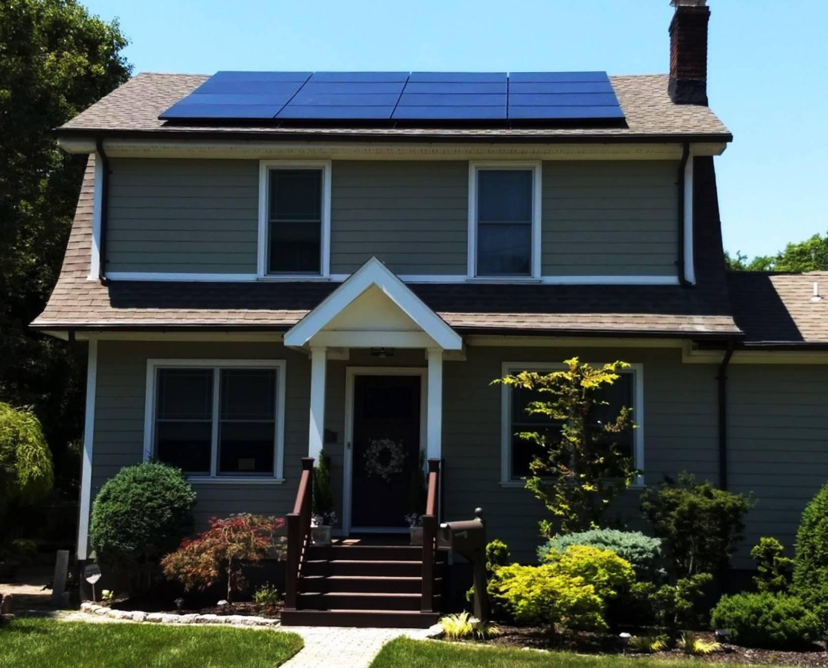 solar-powered home building needs