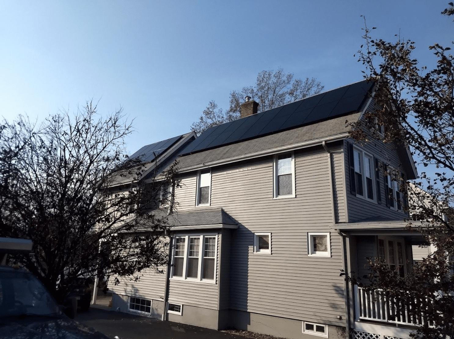 How many solar panels do I need for my home